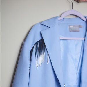 ASOS Blue Jacket.